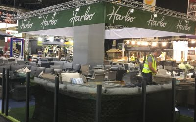Following the re-launch of Harbo at Solex last month, Garden Furniture Global have been busy with lots of new enquiries and requests for visits to their showrooms in Enfield.