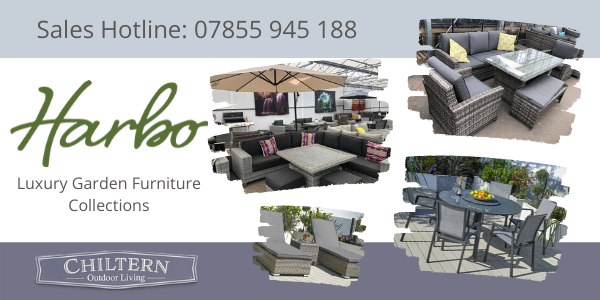 Harbo Garden Furniture Collections available online